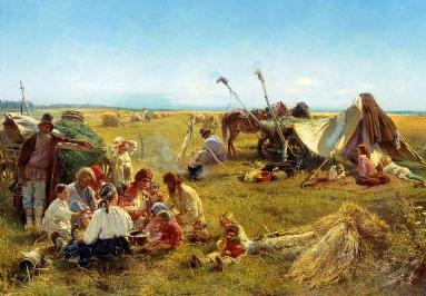 1Маковский,-Константин--Крестьянский-обед-в-поле (1)