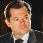 Economist, politician Sergey Glaziev
