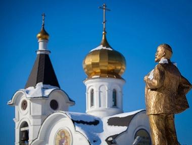 Ленин и церковь1