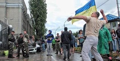 Погром в Киеве