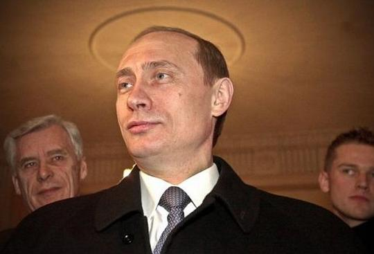 Путин великий